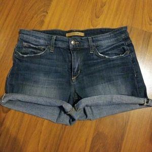 Joe's Genna Rolled Jean Shorts